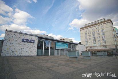 das Kino Kosmos, ehemals Kinostätte und heute Eventlokation