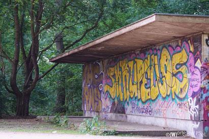 darf es auch ein bißchen mehr Graffiti sein?
