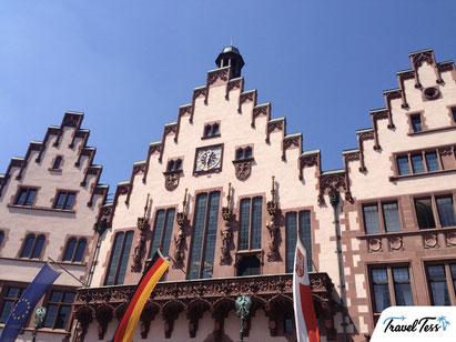 Kerk in Frankfurt