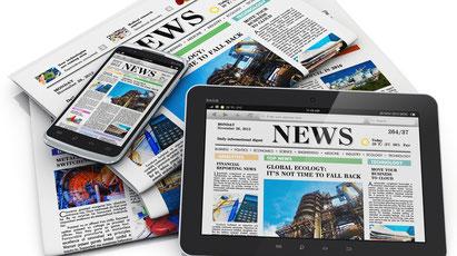 Leren communiceren met de media