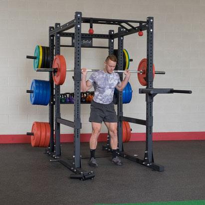 Body Solid Power Rack Studio - SPR-1000