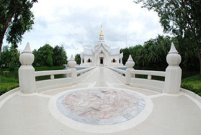 Der Tempel der inneren Stille