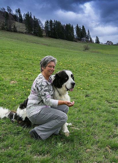 Susanne mit Daika