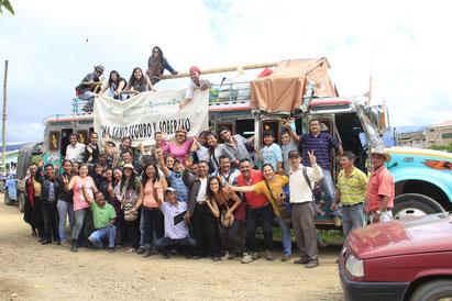 Rescate de semillas nativas orgánicas criollas nativas libres de transgénicos ogm
