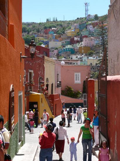 Guanajuato, Mexiko (Foto Jörg Schwarz)