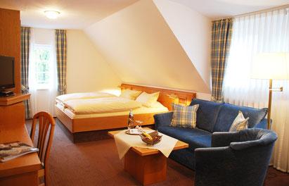 Zimmer Kahlenberg im Landgasthof Kleiner