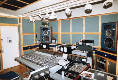 Studio One Control Room (Photo: Ian Tompson)