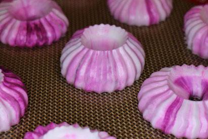meringue rings