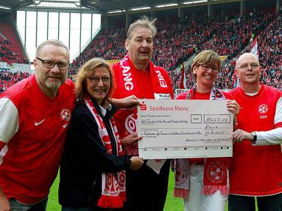 von links: Werner Homberger, Annette Spohn Hoffmann, Klaus Hafner, Andrea Grimme, Felix Pothmann