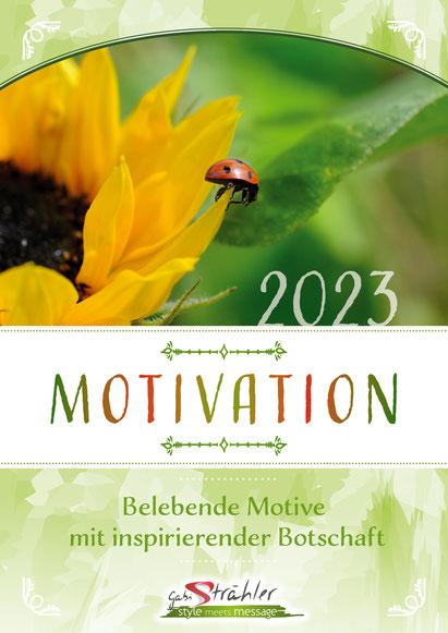 Kalender Motivation 2022