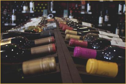 Création de votre cave à vins sur-mesure