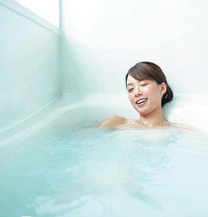魔法びん浴槽イメージ