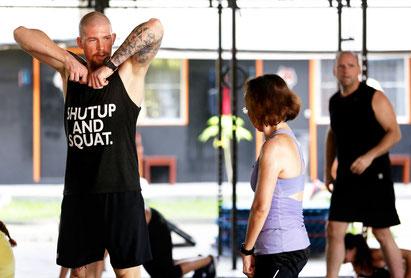 Training für motivierte Sportler