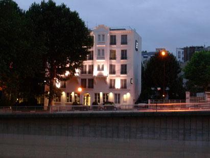 Paris - L'hotel de la Jatte
