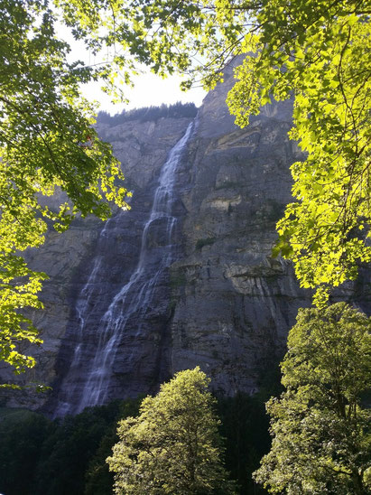 Mürrenbach-Wasserfall