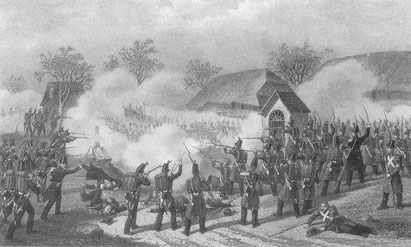 Sonderbundskrieg: Gefecht bei Geltwil