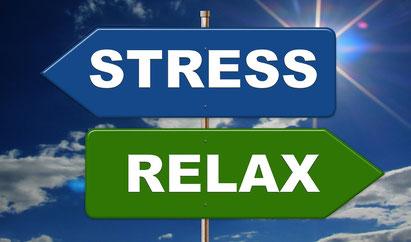 pancartes stress relax