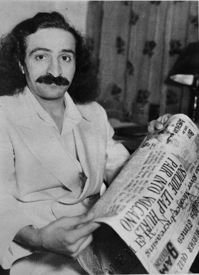 1930s - Courtesy of Meher Nazar