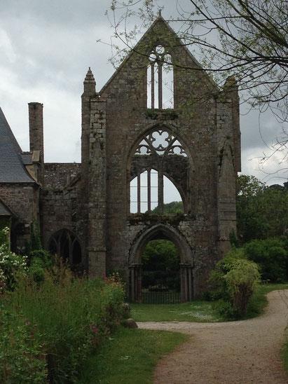 Abbaye Beauport , in dern Nähe von Paimpol
