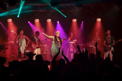 Concert afro-brésilien intéractif