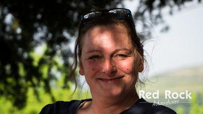 Martina Meyer, Scout und Erste-Hilfe-Profi