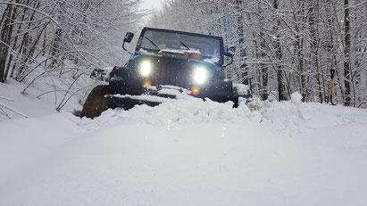 Snow Odyssey - das Winter-Abenteuer