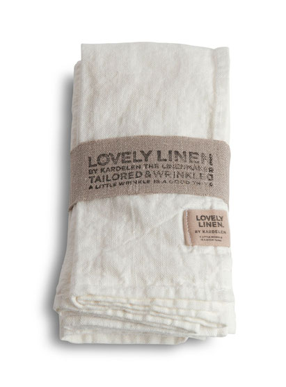 Lovely Linen Stoffservierten
