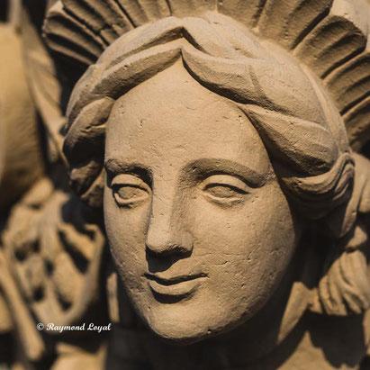 dresden zwinger skulptur