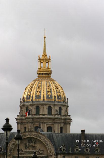 Bild: Musée de l´Armée im Hôtel des I nvalides in Paris