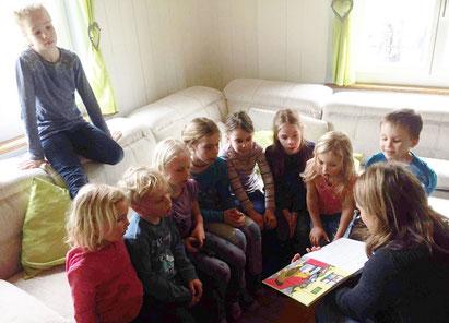 Gute-Nacht-Geschichten für Kleinkinder