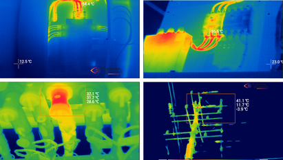 Thermal Imaging Camera Picture