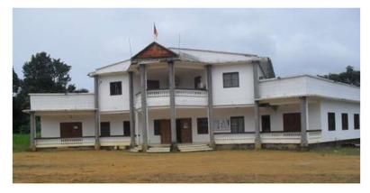 Hotel de ville de Massock Songloulou