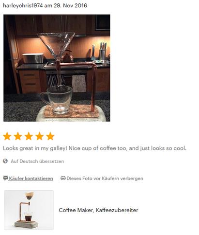 5 Sterne Kundenbewertung