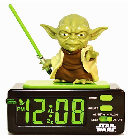 Star Wars Radiowecker Yoda
