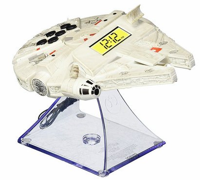 Star Wars Radiowecker Millenium Falcon