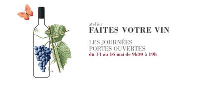 atelier faites votre vin, Château du Payre