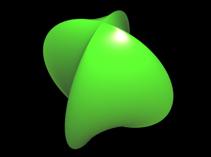 Super-Ellipsoid
