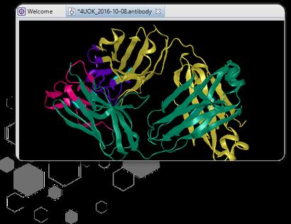 抗体に特化した抗体構造予測ソフトウェア