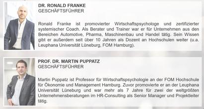 Inhaber und Gründer Linc GmbH
