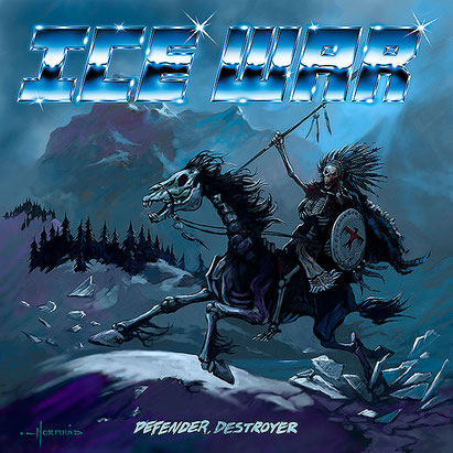 ICE WAR, Fighter Records,  song, cover, tracklist, rockers and other animals, news