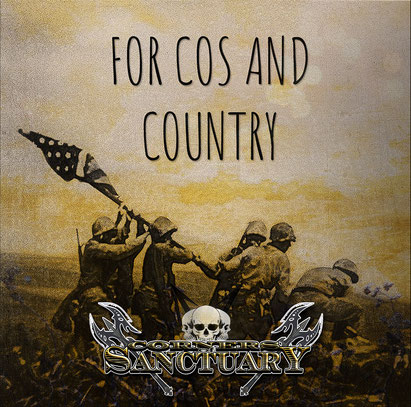 Corners of Sanctuary, New EP, NewVideo, Free Download, The Raid (For God and Country), UK tour, For COS and Country, Vagabond Entertainment Group, UK Tour,