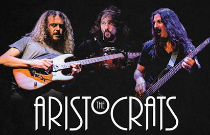 THE ARISTOCRATS Live In Concert 28 September 2018