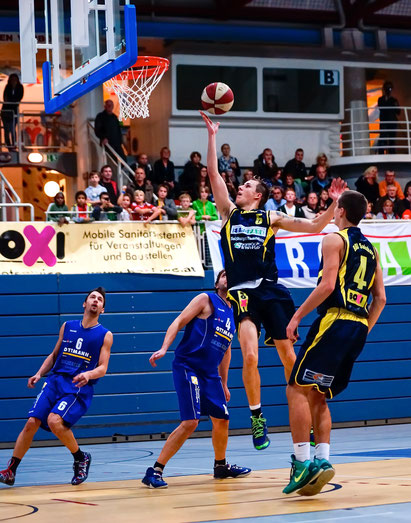 Regionalsport Fabio Thaler Kufstein Towers Basketball Club