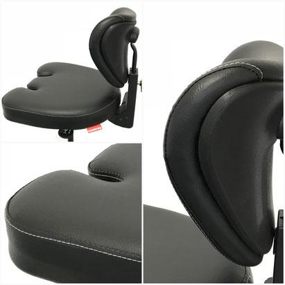 Ergomoving- Le sièse assis-debout souple qui garantit d'être bien assis