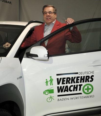 Klaus Kempf, eAuto-Moderator
