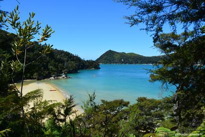 Abel Tasman - Nouvelle-Zélande -