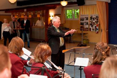 "Martin Baumbach in Aktion bei ""Preussen's Gloria"" (2015)"