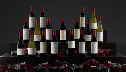 Die neue Penfolds-Collection © Penfolds