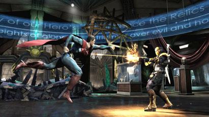 Im Test: Injustice 2 Spiele-App