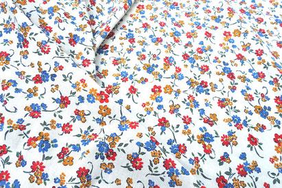 Reine Baumwolle - Streublumen